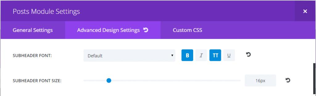 posts-module-setting-subhead-font